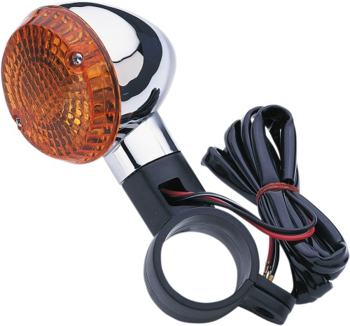 K/&S Technologies DOT Approved Turn Signal Amber 25-3106