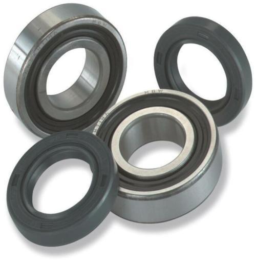 All Balls 25-1550 Wheel Bearing and Seal Kit